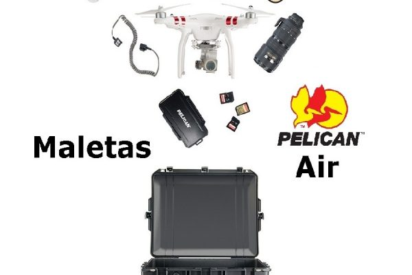 Maletas Pelican Air