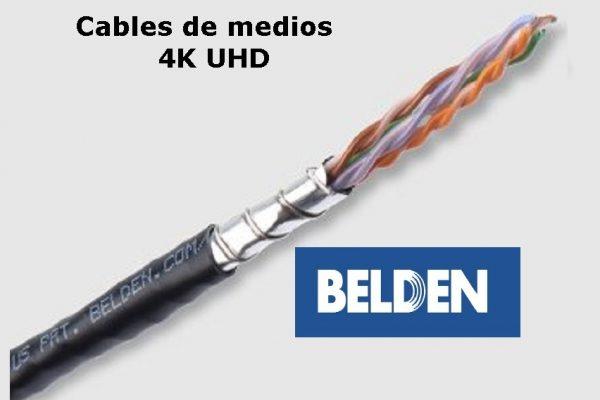 Cables de medios 4K UHD