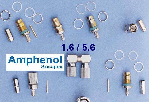 Amphenol Socapex, Conectores Coxiales