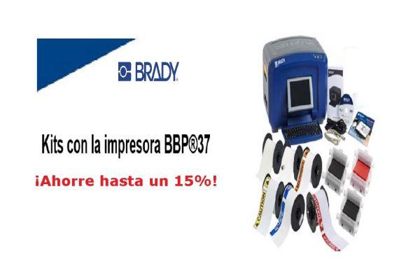 Kits con la impresora BBP®37